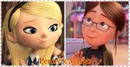 Penny x Margo