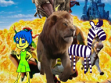 Simba (2019) (Shrek Tetralogy)
