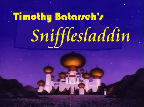 Snifflesladdin (TV series)