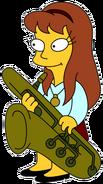 The Simpsons Allison Taylor