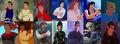 The Various Disney Princes (My Little Princes - The Movie)