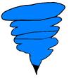 Blu Spinning