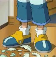 Chris Thorndyke's Shoes