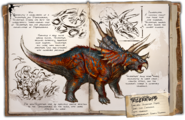 Dossier Triceratops