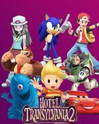 Hotel Transylvania 2 (2015; Gabriel Adam Pictures Style) Poster