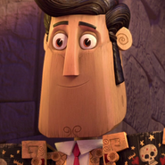 Manolo Sánchez (The Book of Life)