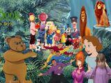 The Jungle Book (Jaden Groves Style)