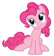 Pinkie pie likes to sit by are you jealous-d5231jv