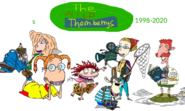 The Wild Thornberrys 22cd Anniversary Transparent Base Render