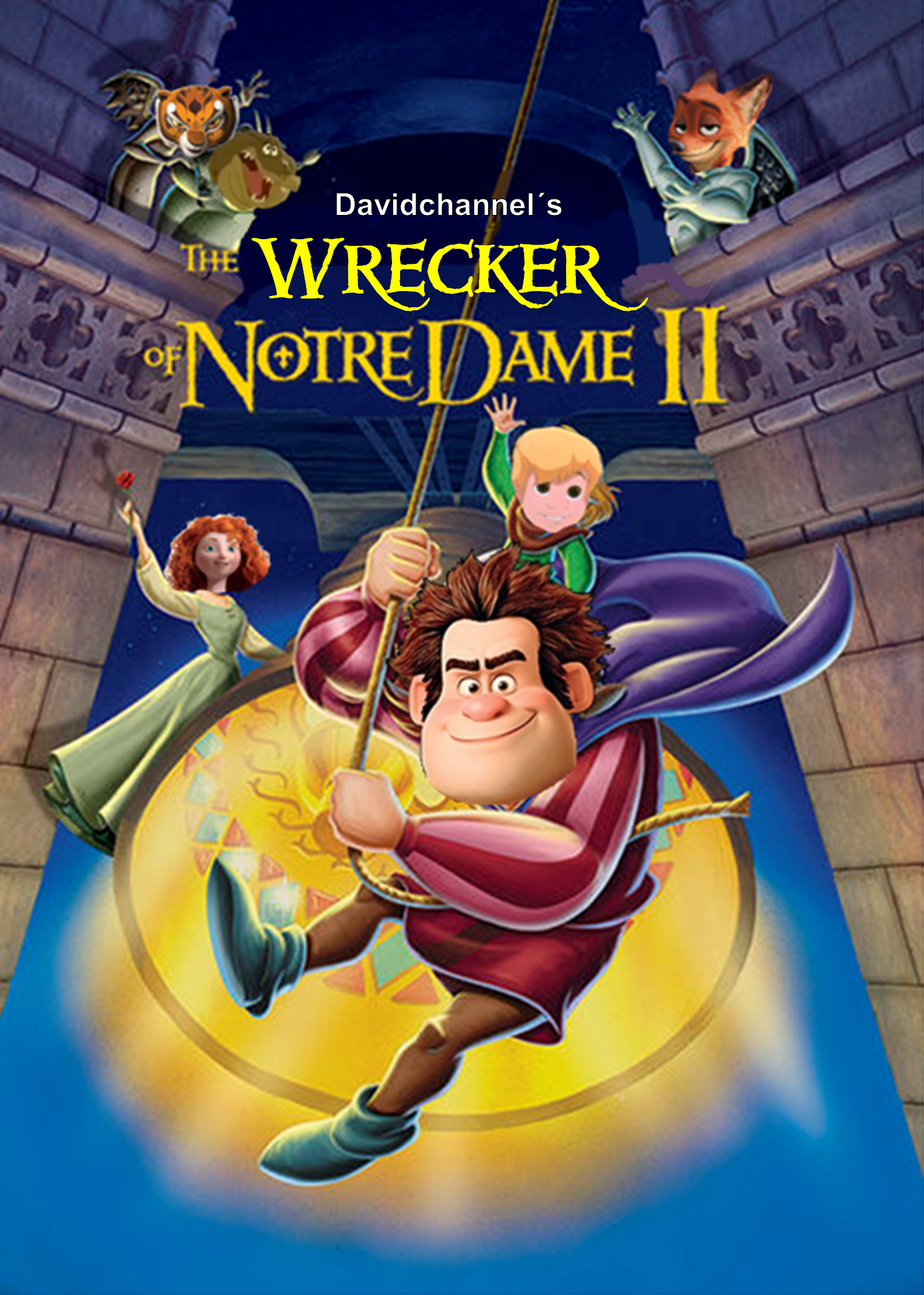 The Wrecker of Notre Dame II