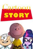Cartoon Story (1995) Poster