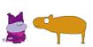 Chowder meets Capybara
