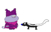 Chowder meets Skunk