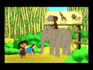 Dora the Explorer Elephant