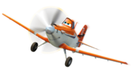 Dusty-Planes