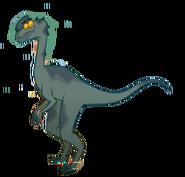 IAD Dilophosaurus
