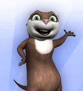 Marlene the Otter