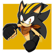 Negative the hedgehog commission by alfa kronoxis ddl2fpu-fullview