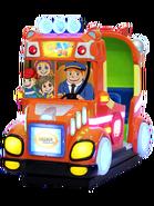 Rocket School Bus