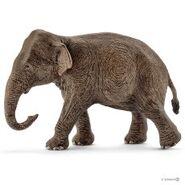 Schleich asian elephant