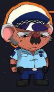 Sergeant Bluey ty-the-tasmanian-tiger