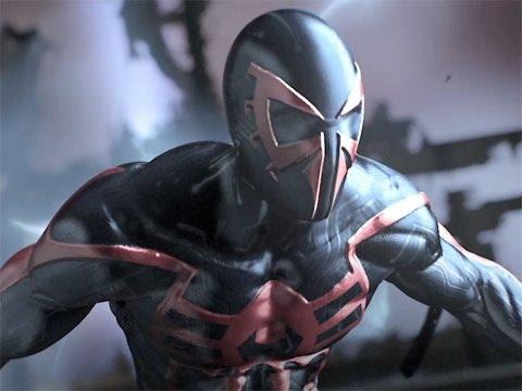 Miguel O'Hara/Spider-Man 2099