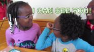 Twins See Each Other for First Time! Kids Reaction to Glasses!