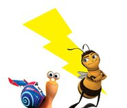 Barry B. Benson and Turbo