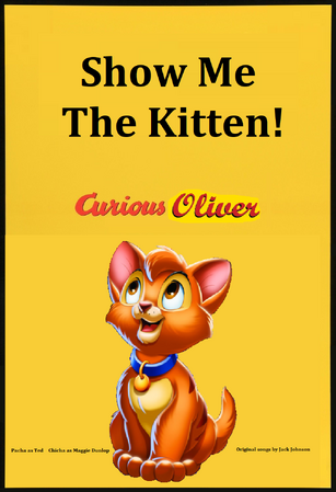 Curious Oliver (Curious George) Parody poster.png