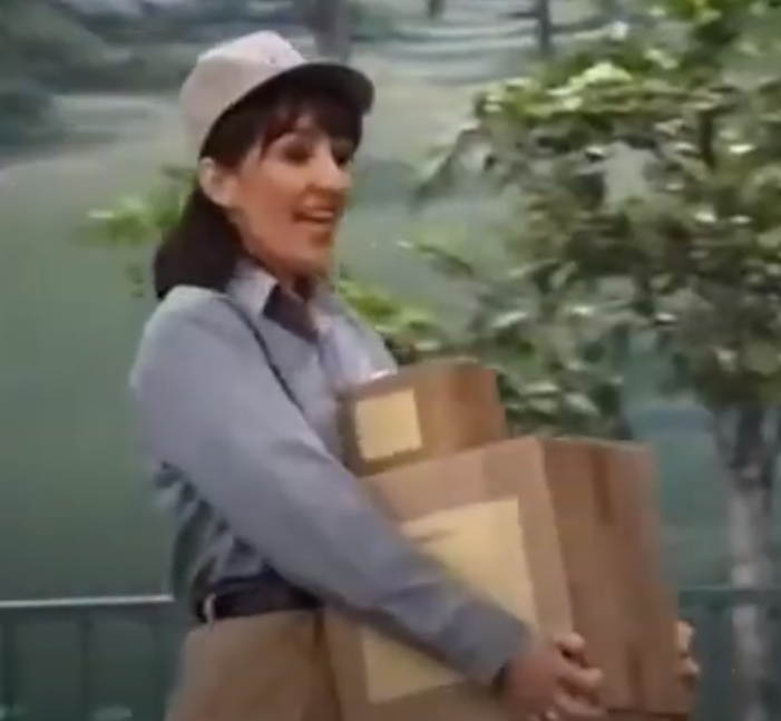 Debra the Delivery Lady
