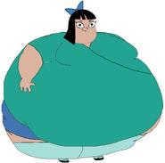Fat Stacy Hirano