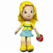 Lemon Meringue Plush doll