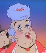 Miss Miller in The Chipmunk Adventure