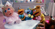 Muppet Babies scene I'm Gonna Always Love You