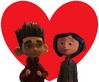 Norman Babcock and Coraline Jones love together