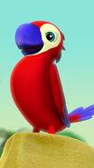 PawPatrol Green Winged Macaw