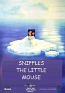 Sniffles the Little Mouse UK Poster
