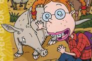 TWT Book Aardvark