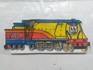 Thomas and friends rebecca by joshuathecartoonguy dd0jjl5-fullview