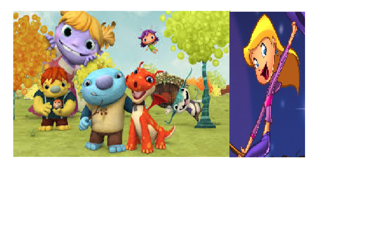 Animated Toons Inc. (DavidPeartFan2003 Style)