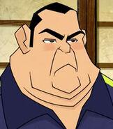 Yama in Big Hero 6- The Series