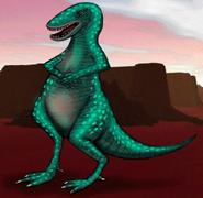 Dinosaur explorers - heterodontosaurus