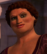 Doris in Shrek the Third
