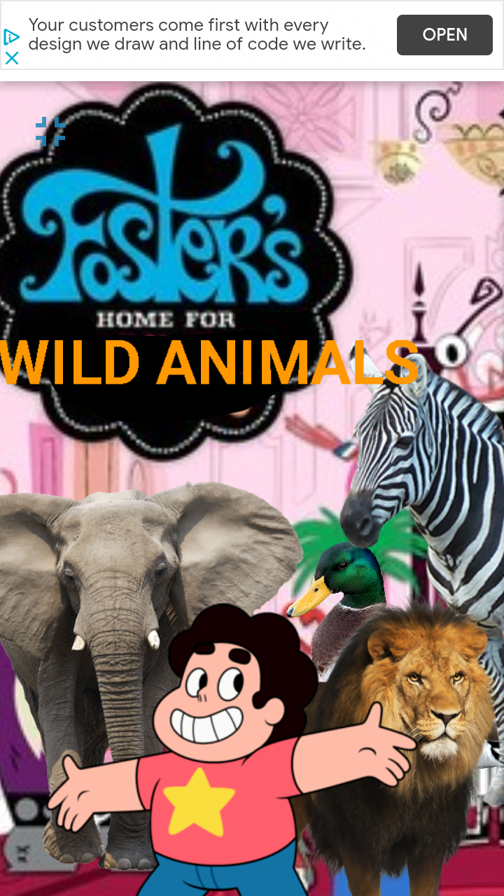 Foster's Home For Wild Animals