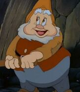 Happy in Snow White and the Seven Dwarfs