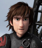 Hiccup in How to Train Your Dragon 2