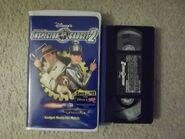 Inspector Gadget 2 VHS
