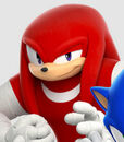 Knuckles the Echidna in Sonic Boom - Rise of Lyric