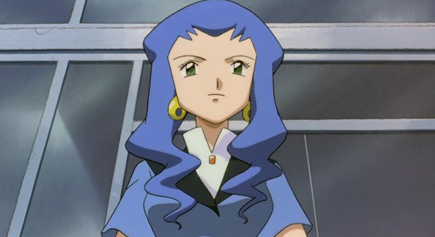 Miranda (Pokemon the first movie)