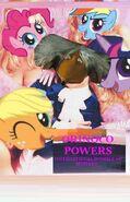 Orinoco Powers International Womble of Mystery Poster